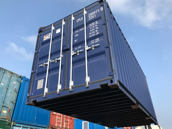 20ft container hoog