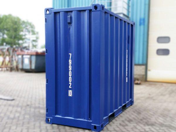 4ft container zijkant