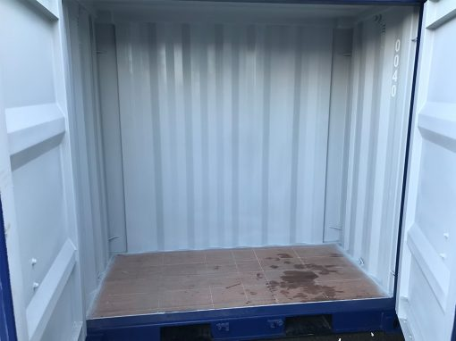4ft container