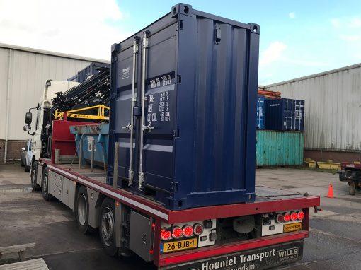 vrachtwagen Houniet 4ft