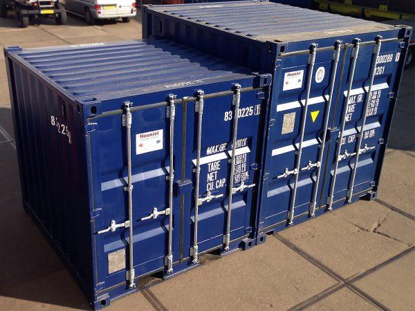 8ft en 10ft container