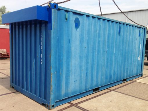 lengte-box container