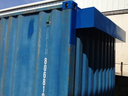 lengte box container