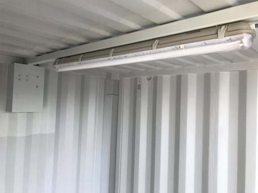 8ft container elektra