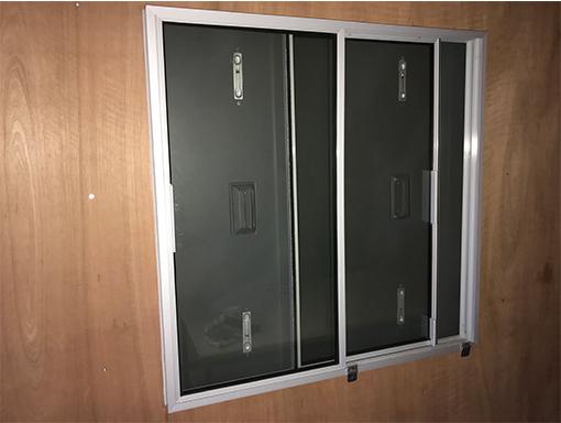 20ft combi-container raam