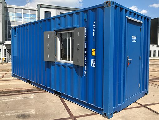 20ft combi-container